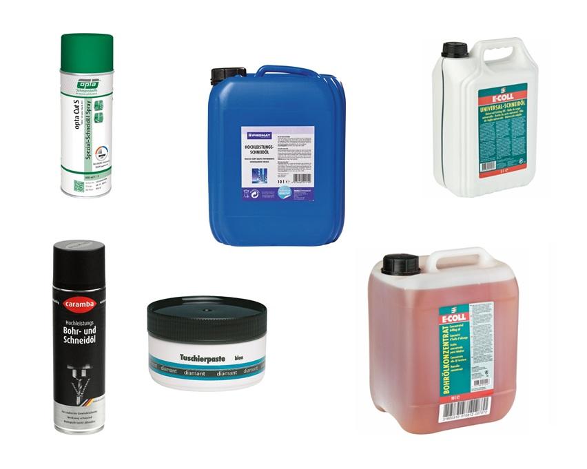 Snijvloeistof en koelmiddel | DKMTools - DKM Tools
