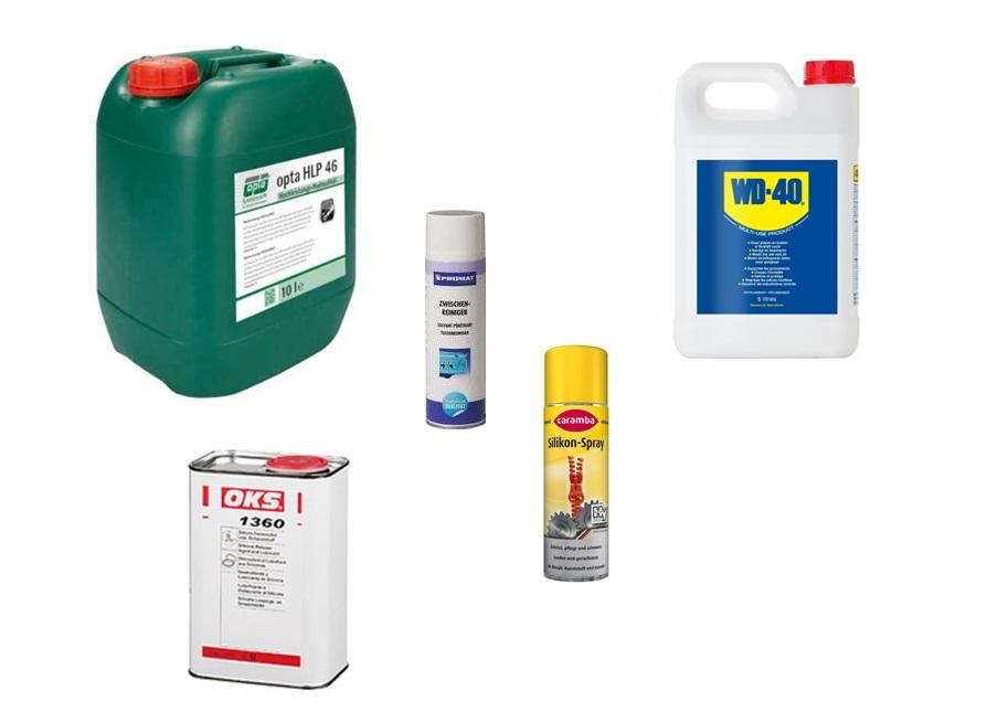 Olien- vetten en toebehoren | DKMTools - DKM Tools