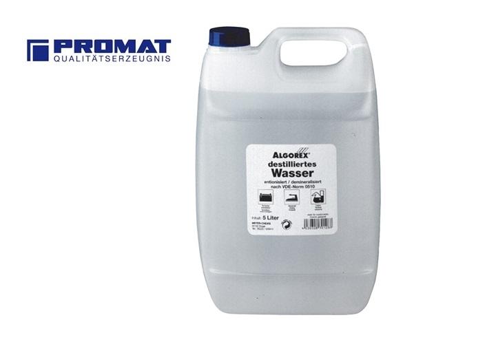 Gedestilleerd water | DKMTools - DKM Tools