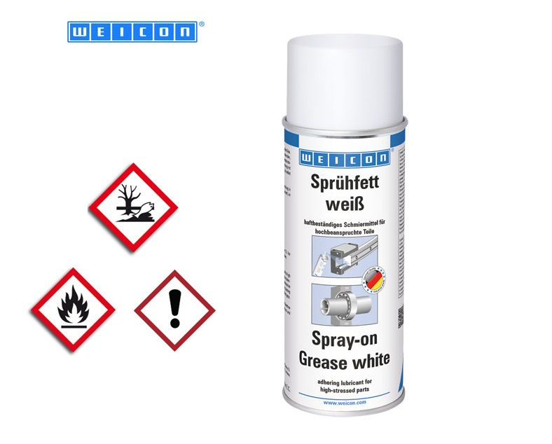 WEICON White-Grease Spray | DKMTools - DKM Tools