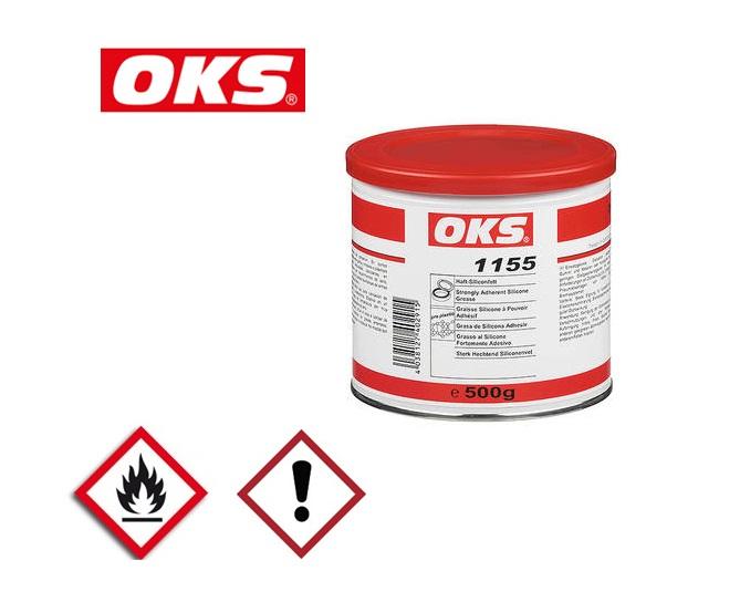 OKS 1155 Hechtend Siliconen vet | DKMTools - DKM Tools