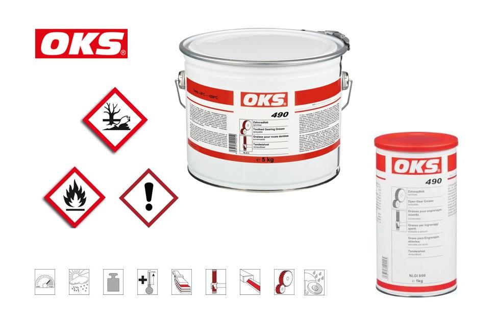 OKS 490 tandwielvet - sproeibaar | DKMTools - DKM Tools