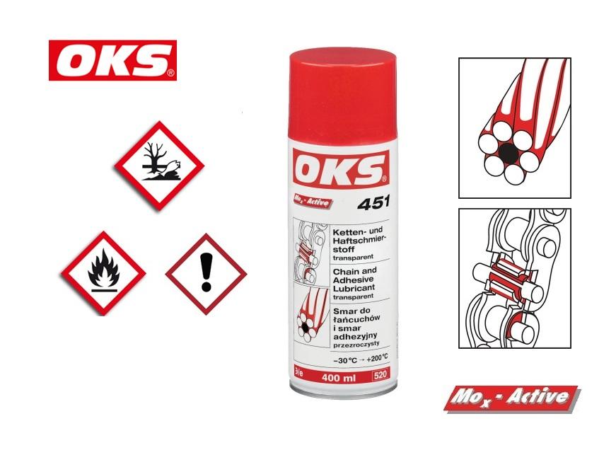OKS 451 ketting smeermiddel | DKMTools - DKM Tools