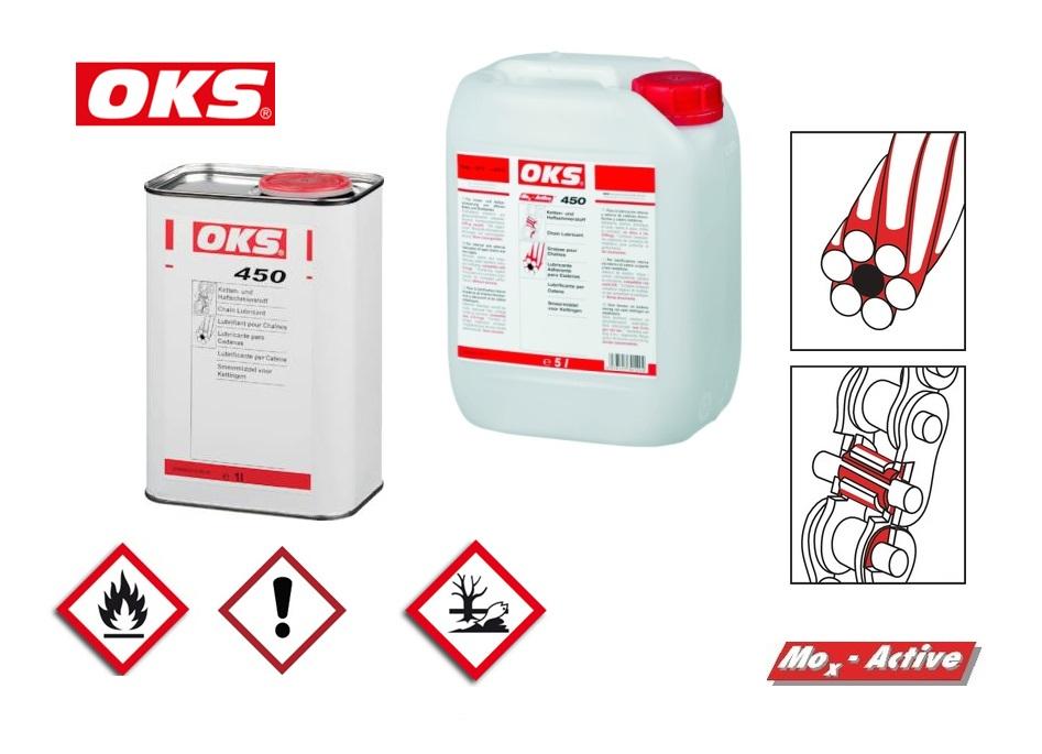 OKS 450 ketting smeermiddel | DKMTools - DKM Tools