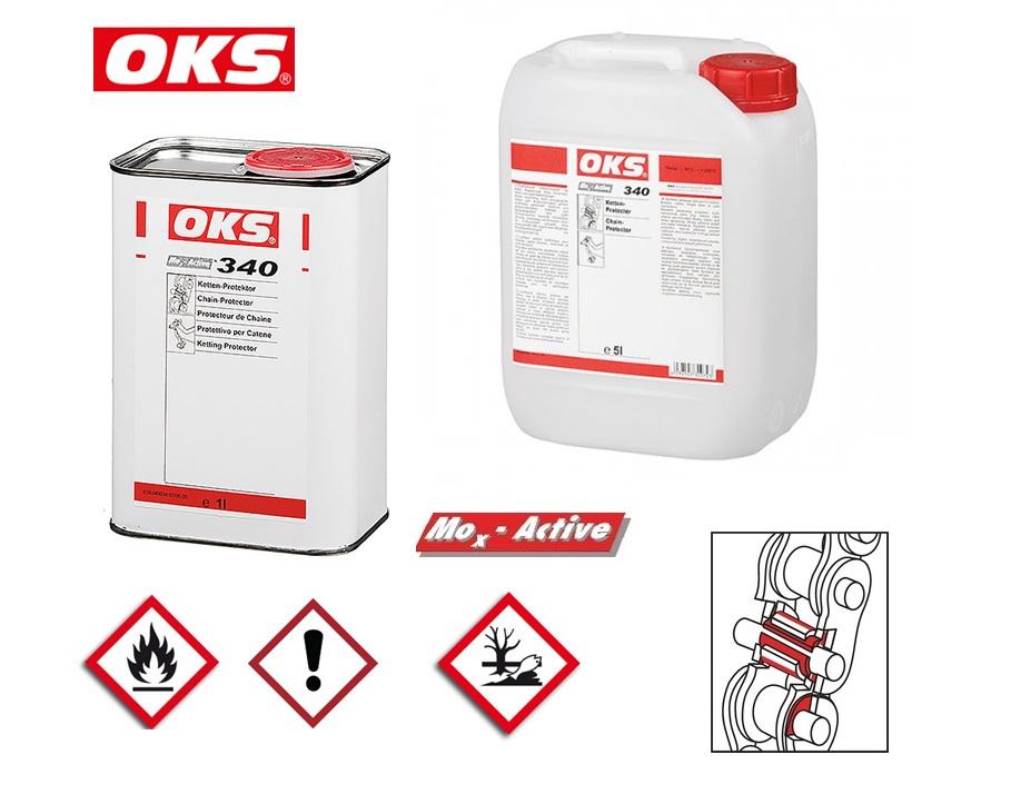 OKS 340 kettingbeschermer | DKMTools - DKM Tools
