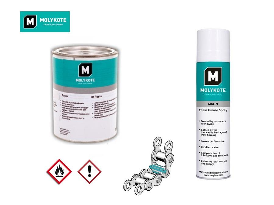 Molykote MKL-N Kettingvet | DKMTools - DKM Tools