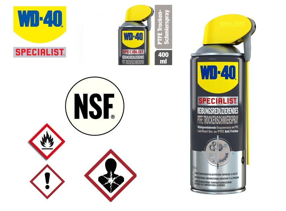 WD-40 Speciale droge PTFE-smeermiddelspray | DKMTools - DKM Tools
