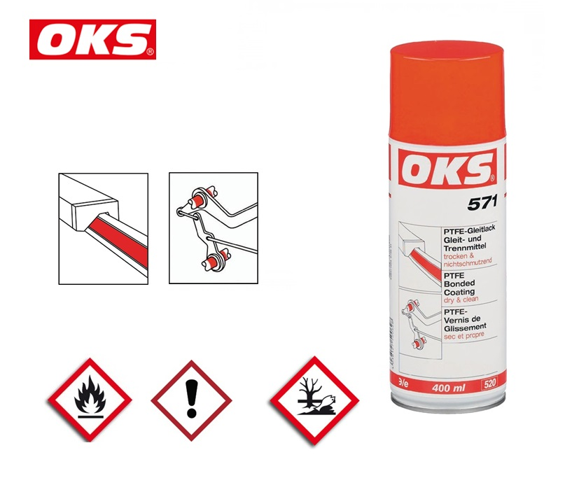 OKS 571 PTFE-glijlak luchtdrogend | DKMTools - DKM Tools