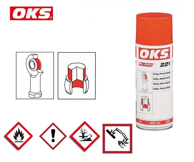 OKS 221 MoS2 pasta rapid | DKMTools - DKM Tools