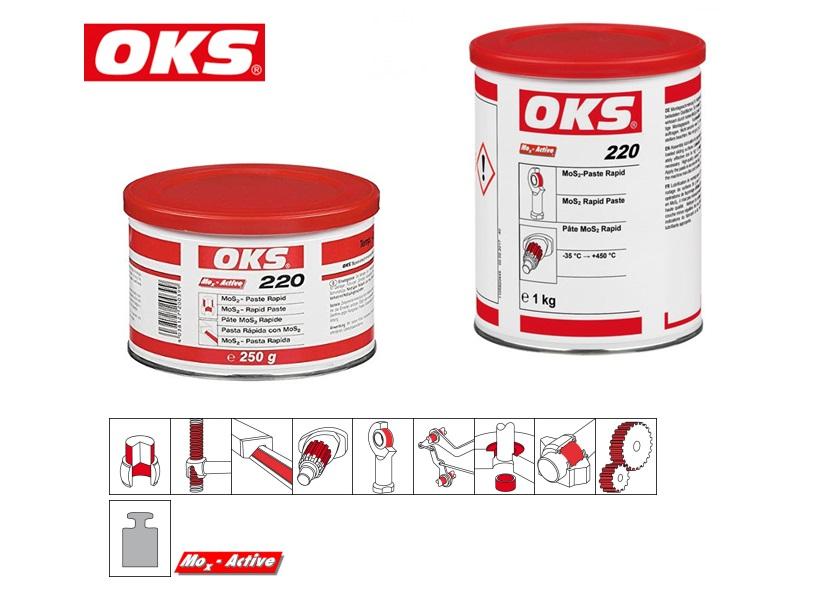 OKS 220 MoS2 pasta rapid   DKMTools - DKM Tools