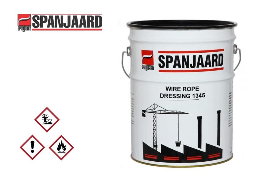 SPANJAARD Wire Rope Dressing 1345   DKMTools - DKM Tools