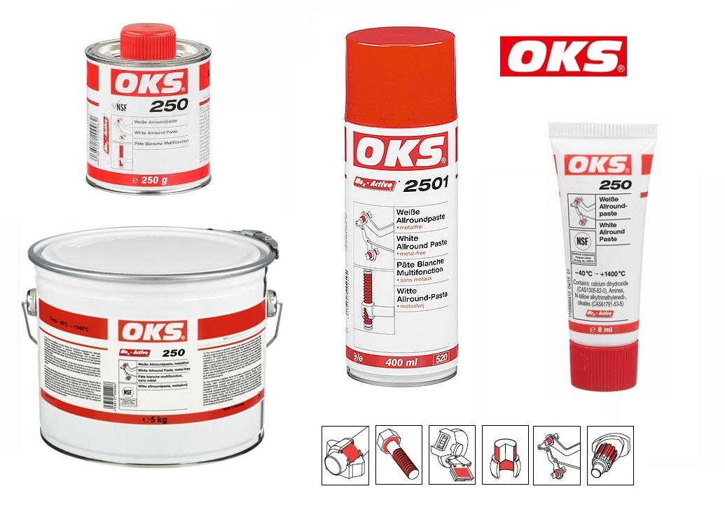 OKS 250 food-grade pasta   DKMTools - DKM Tools