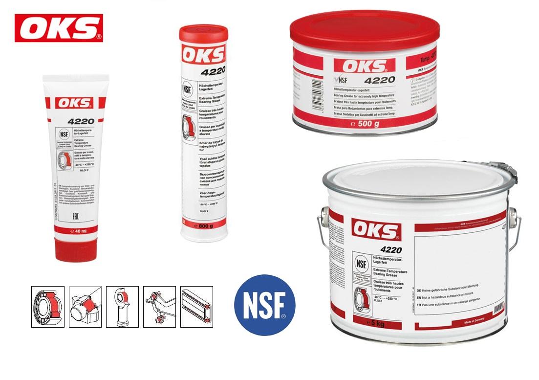OKS 4220 Food-grade lagervet   DKMTools - DKM Tools
