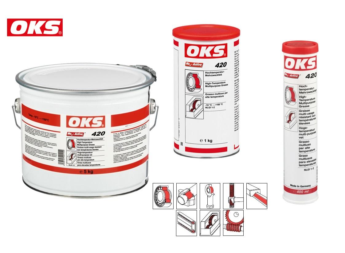 OKS 420 vet voor aandrijfkasten en lagers   DKMTools - DKM Tools