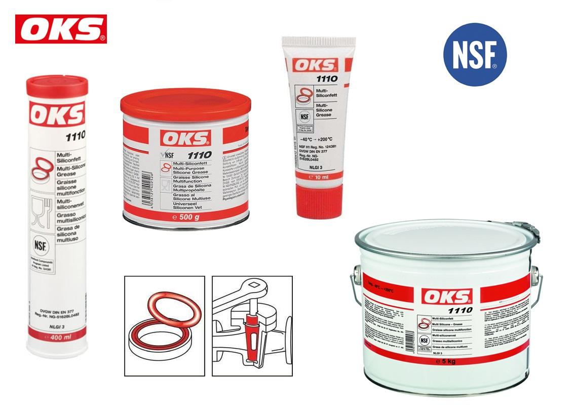 OKS 1110 Food-grade siliconenvet   DKMTools - DKM Tools