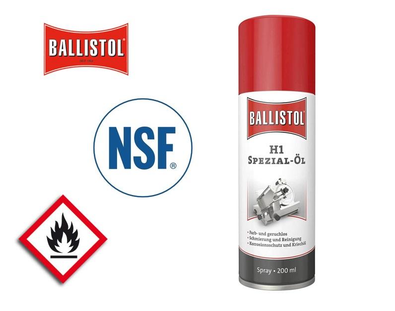 Ballistol H1 smeerolie NSF | DKMTools - DKM Tools