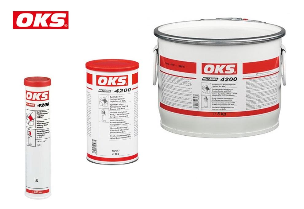 OKS 4200 synthetisch lagervet MoS2   DKMTools - DKM Tools