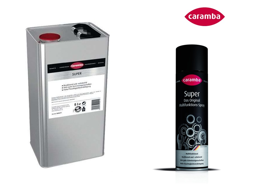 Caramba Super multifunctionele sproeivloeistof | DKMTools - DKM Tools