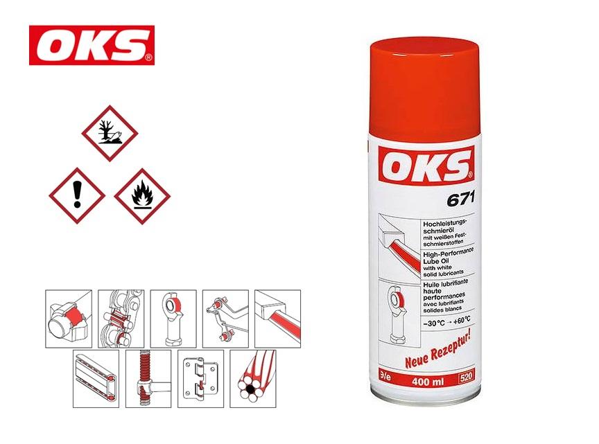 OKS 671 smeerolie | DKMTools - DKM Tools