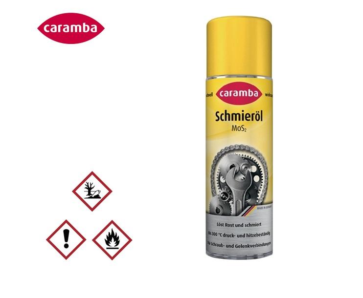 Caramba smeerolie MOs2 spray | DKMTools - DKM Tools