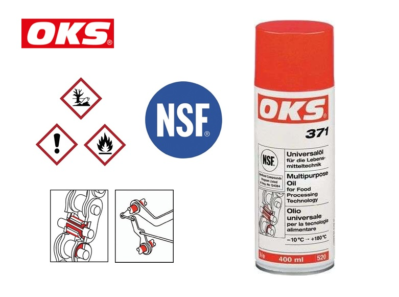 OKS 371 Food-grade olie | DKMTools - DKM Tools