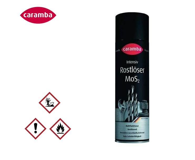 Caramba Roestoplossers MOS 2 | DKMTools - DKM Tools