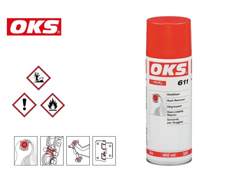 OKS 611 roestoplosser met MoS2 | DKMTools - DKM Tools