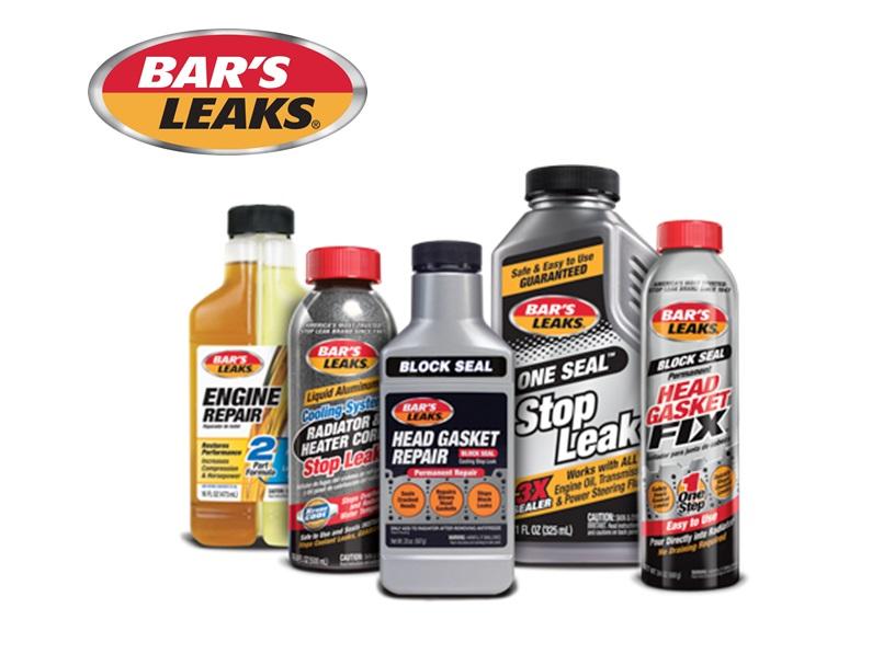 Bars leaks | DKMTools - DKM Tools