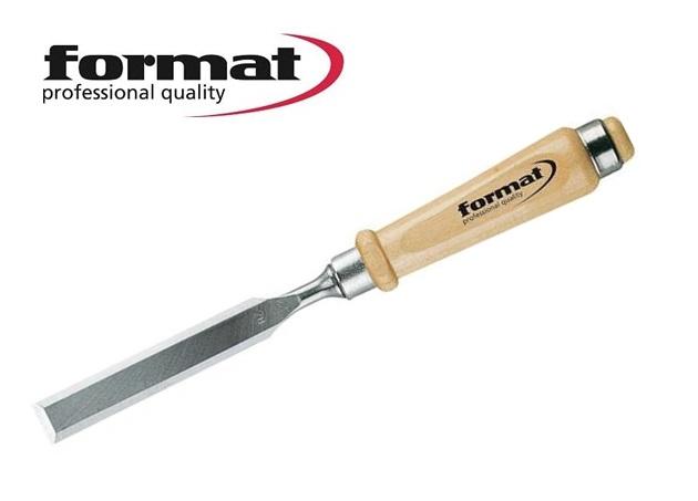 Steekbeitel met houten heft CV-staal | DKMTools - DKM Tools