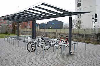 Fietsenrekken en fietsenstallingen | DKMTools - DKM Tools