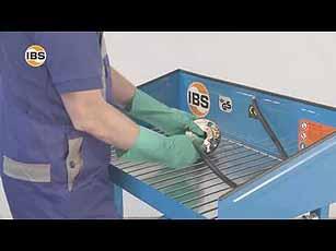 IBS Scherer Onderdelenreinigings + Toebehoren
