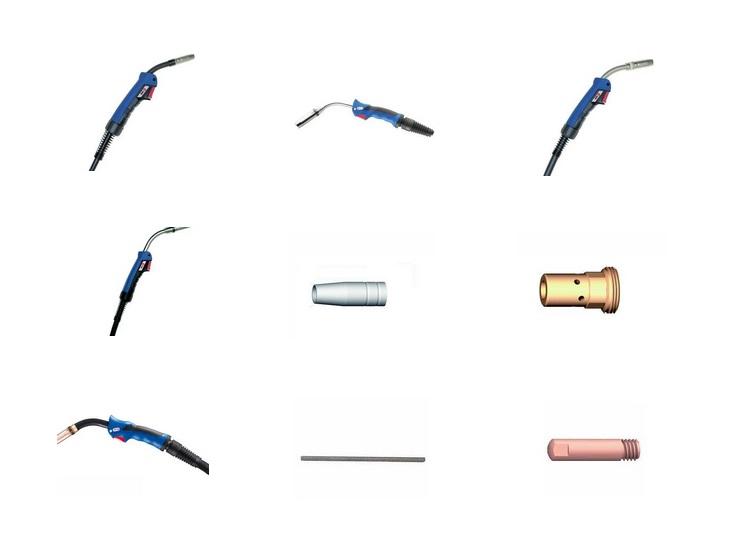 MIG MAG Toortsen Abicor Binzel | DKMTools - DKM Tools