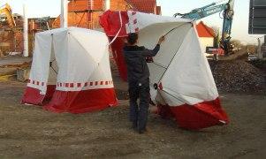 Lastenten en parasols | DKMTools - DKM Tools