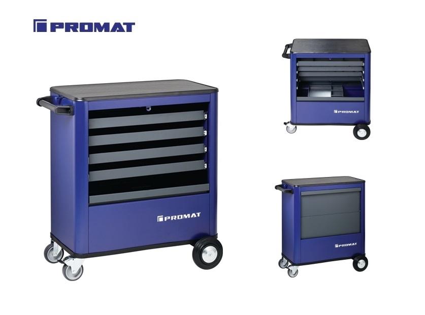 Gereedschapswagen 4 lades Promat   DKMTools - DKM Tools