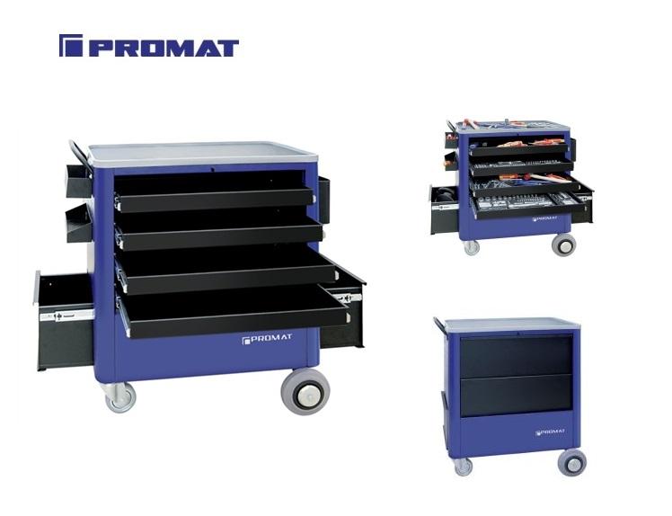 Gereedschapswagen 6 lades Promat   DKMTools - DKM Tools