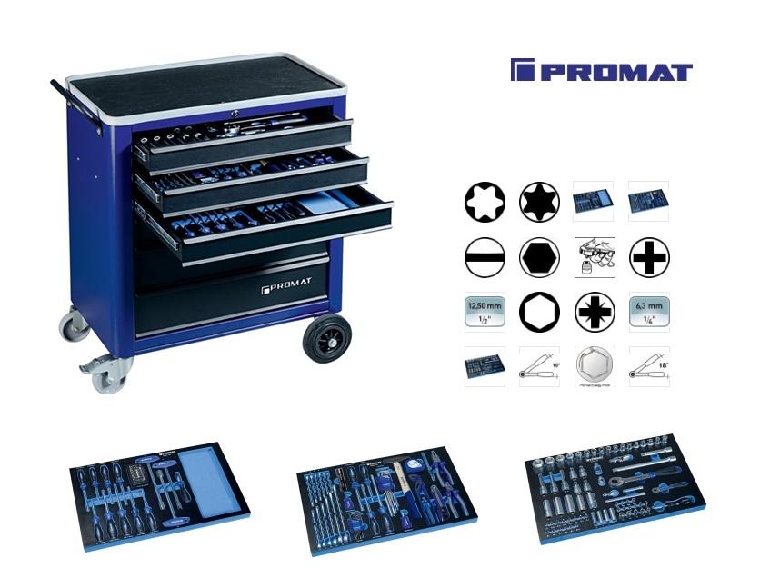Gereedschapswagen compleet | DKMTools - DKM Tools