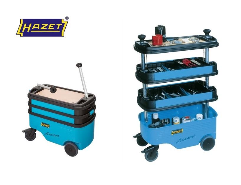 Hazet Gereedschapwagen 166C | DKMTools - DKM Tools