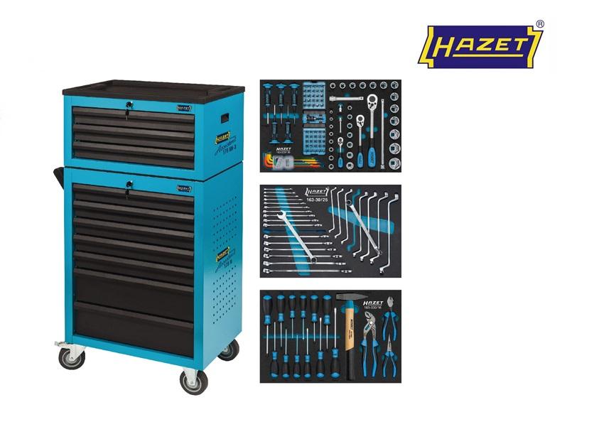 Hazet Gereedschapwagen set 178N-10-141   DKMTools - DKM Tools