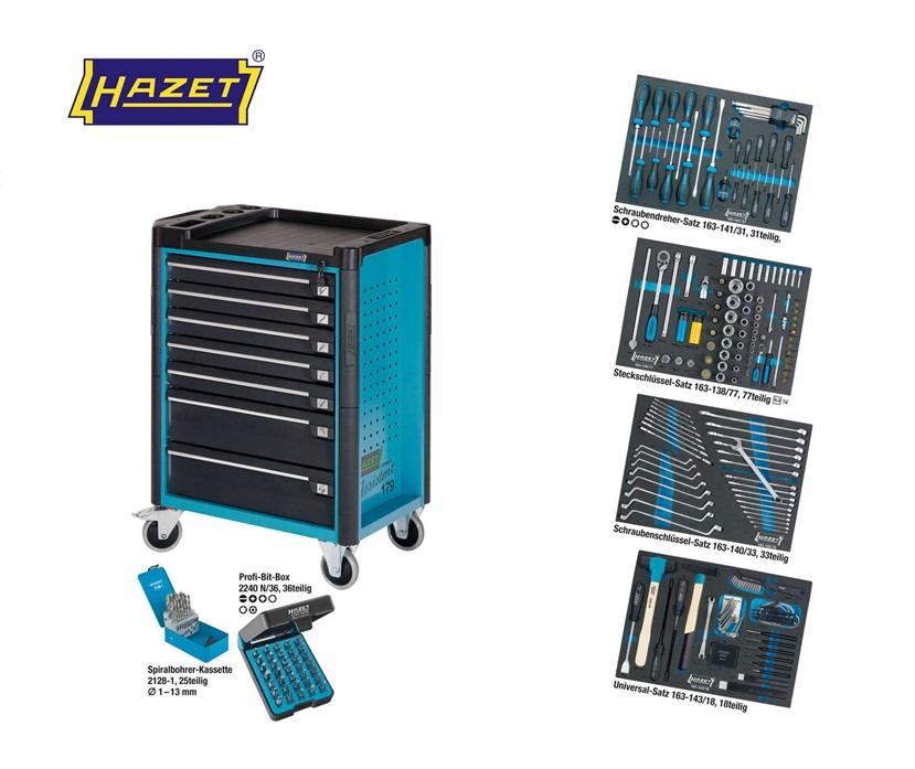 Hazet Gereedschapwagen set 179-7-220 | DKMTools - DKM Tools