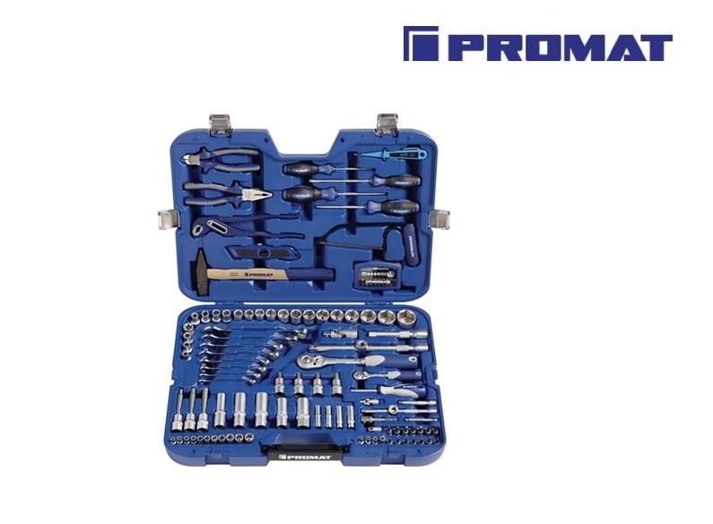 Gereedschapsset in koffer 130-delig | DKMTools - DKM Tools