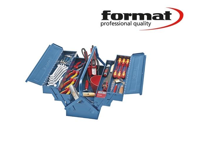 Format Elektricien-gereedschapset 40-delig | DKMTools - DKM Tools