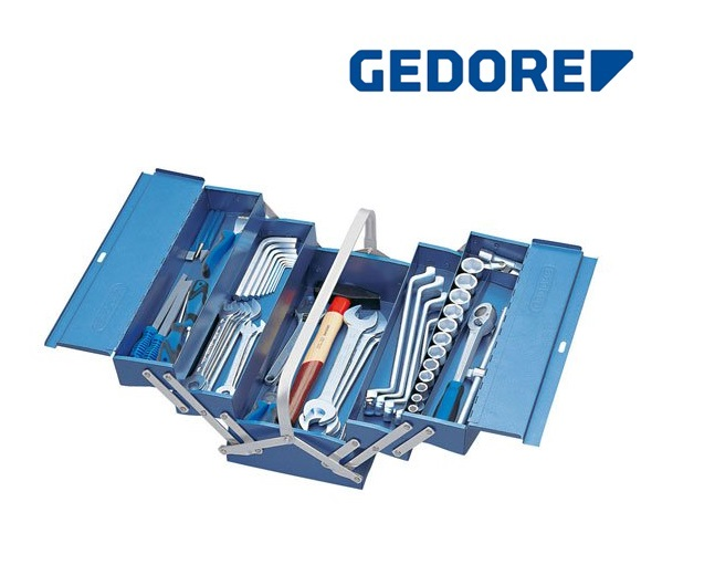 Gedore 1265 Gereedschapkist | DKMTools - DKM Tools