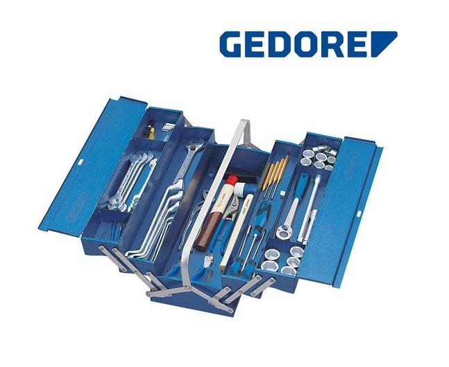 Gedore 1335 Gereedschapkist | DKMTools - DKM Tools