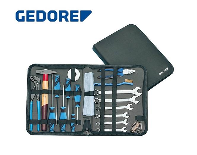 Gedore 501M Gereedschapset in etui | DKMTools - DKM Tools