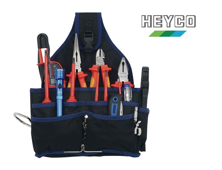 Heyco VDE elektrische set 13-delig | DKMTools - DKM Tools