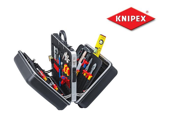 Knipex Gereedschapskoffer BIG Twin Elektro | DKMTools - DKM Tools