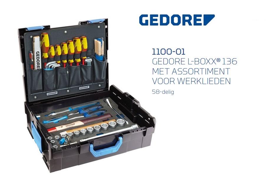 Gedore 1100-01 L-Boxx 136 | DKMTools - DKM Tools
