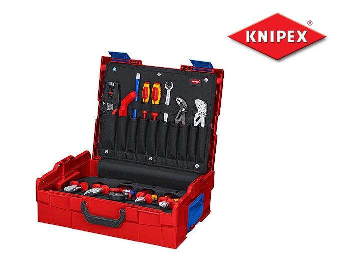 Knipex L-Boxx Elektro | DKMTools - DKM Tools
