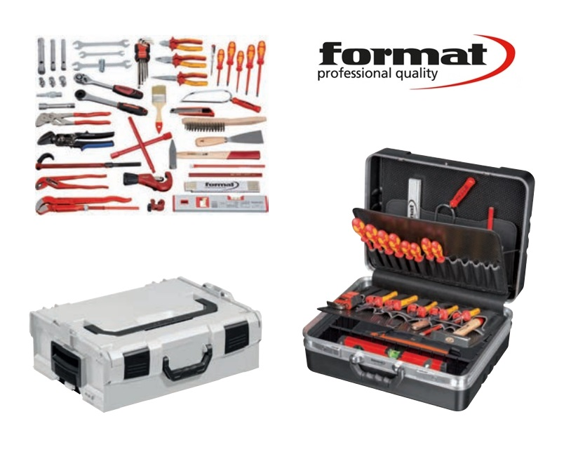 Format sanitair gereedschapset | DKMTools - DKM Tools