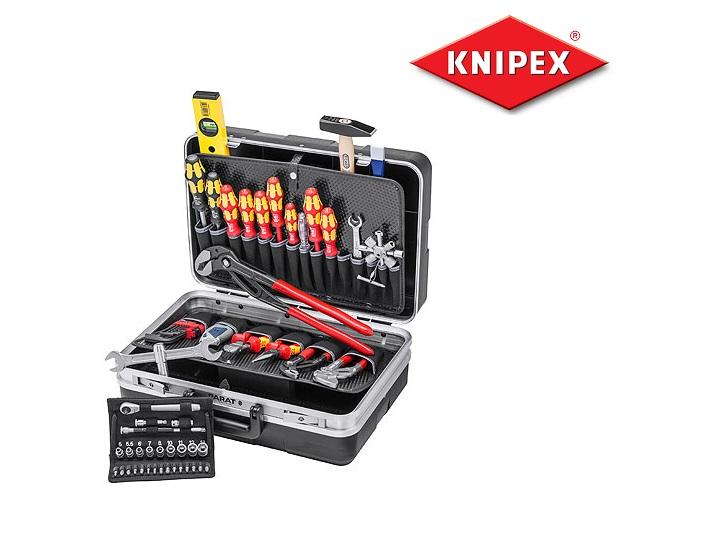 Knipex Gereedschapkoffer sanitair | DKMTools - DKM Tools